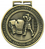 OLYMPIA BOXING MEDAL SERIES (MM17014X)