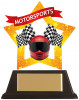 MINI-STAR MOTORSPORTS ACRYLIC PLAQUE (AC19678A)